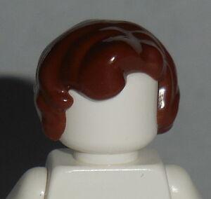 HAIR Lego F019 Female Reddish Brown Short w/Curled Ends NEW Unisex Umbridge 5378
