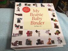 My Beanie Baby Binder-Peg et.al. & Beanie Baby Handbook-Les & Sue Fox