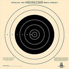 "TQ-4 [A-14] Official NRA 100 Yard Smallbore Rifle Target, 14"" x 14""  (Qty. 200)"