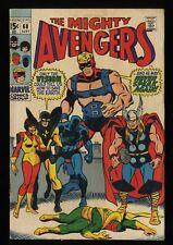Avengers #68 VG 4.0 Marvel Comics Thor Captain America
