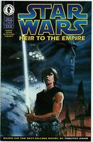 Star Wars Heir To The Empire #1 Dark Horse 1995 1st App of Thrawn & Mara Jade