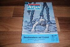 ATLAN  # 23 -- SEUCHENARLARM auf CRONOT // Perry Rhodan Red. / 1. Auflage 1971