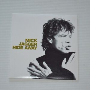 Mick Jagger - Hide Away - 2002 Eu 1-TRACKS Angebot CD