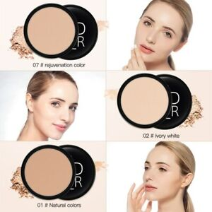 Makeup Powder 3 Colors Loose Powder Face Makeup Waterproof Loose Powder Skin