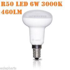 Bombilla Reflectora R50 E14 LED 6W Luz Calida 3000k 460 Lumens BAJO CONSUMO