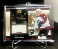 2020-21 UD Series 1 Rookie Retrospective CALE MAKAR Jersey #RR-10 Avalanche RC