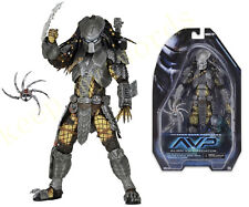"NECA AVP Masked Scar Predator 7"" Action Figure Series 15 New In Box Collection"