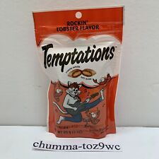 TEMPTATIONS Cat Treats All Cats Love:) BRAND NEW FACTORY SEALED!(DS)!
