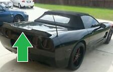 """UN-Painted """"WICKERBILL Inspired"""" Spoiler FOR CORVETTE (C5) 1997-2004 MADE IN USA"""