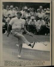 1970 Press Photo Gay Brewer Masters Tournament - DFPC95973