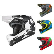 Oneal Sonus Deft MTB Helm Fullface Downhill DH-Helm