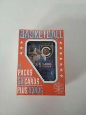 Panini Fairfield Basketball Box - 4 Packs, 50 Cards