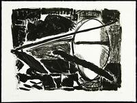 DDR-Kunst 1988 Lithogr Dieter GOLTZSCHE (*1934 D) handsigniert [Scharnhorst 618]