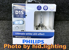 Philips Xenon D1S White Vision gen2 Plus 5000K +120% Ultimate White LED effect