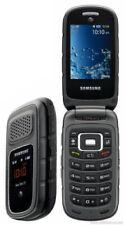 "SAMSUNG A997 Rugby III 2.4"" Black 3MP Rugged Flip GSM UNLOCKED Cellular"