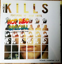 "THE KILLS Black Rooster 10"" RED VINYL EP NEW SEALED record store day RSD friday"