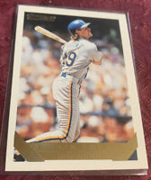 Robin Yount 1993 Topps GOLD Baseball Card #1, Milwaukee Brewers MLB HOF'er