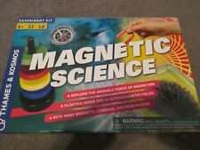 Thames and Kosmos 665050 Magnetic Science Experiment Kit