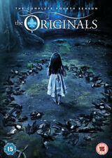 The Originals Season Series 4 Four Fourth Genuine UK R2 DVD Immediate DISPATCH