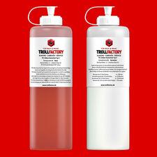 TFC Troll Factory Silikon Kautschuk Typ 3 HB Zinnguss hitzebeständig 1zu1 500g
