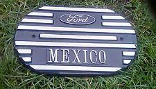escort mk1 mk2 mexico alloy k&n air filter top,new black