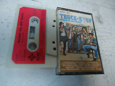MC  TRUCK STOP - TRUCKIN' ON NEW TRACKS 1976  Musikkassette Tape