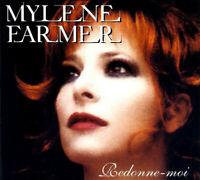 CD SINGLE DIGIPACK MYLENE FARMER REDONNE-MOI LIMITED EDITION (30000 COPIES) RARE