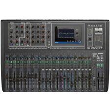 SOUNDCRAFT Si IMPACT 40 Input Digital Mixer Motorized Faders Touchscreen FX