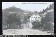 502.-BARCELONA -2 Tibidabo Estación inferior del Funicular (Foto Andrés Fabert)