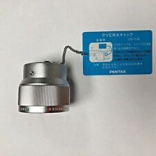 Pentax Oe C4 Pve Soaking Cap Silver For Leak Testing Amp Cleaning Endoscopes