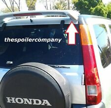 Un-Painted-Grey Primer Rear Hatch Spoiler Wing for 2002-2006 HONDA CRV w/Light