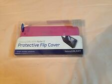 Genuine Samsung Galaxy S4 S-View Flip Cover / Case - Pink - OEM - New