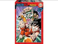 Dragon Ball Puzzle 200 Jigsaw Brand New Educa Kids 6+ Fun Joy Gift Xmas