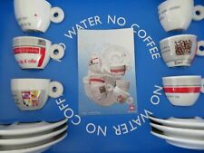Illy Art Collection 2002 No water no Coffee New in Box with Certificate !!
