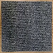 Carpet Tiles Peel and Stick 144 Square Feet CHARCOAL Self Adhesive Squares Slate