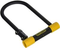 OnGuard U-lock Bulldog 8010 LM Bike Lock Fit Kryptonite 500$ Insurance Charity!