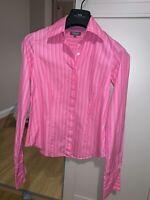 T.M.LEWIN shirt pink women, Size 8