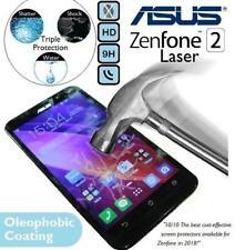 "Genuine Tempered Glass 9H Screen Protector ZE550KL 5.5"" For Asus Zenfone 2 Laser"