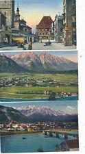 6 Karten aus Hall in Tirol   (F10)