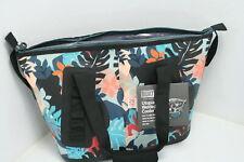 New listing Built 5251696 Large Lightweight 26 Cans Welded Cooler Bag Botanical Leaf Style