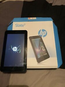 HP Slate 7 Tablet Pc Computer 8GB, Wi-Fi, 7in - Black And Grey With Beats Audio