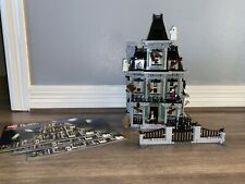 LEGO Monster Hunters 10228: Haunted House – Retired (2012) 100% Complete!
