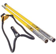 Jameson Throw Line Launcher Kit Two 4' Poles and Big Shot Head