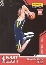2018-19 Panini Instant #FI-18 Grayson Allen Rookie Card Jazz - Only 167 made!