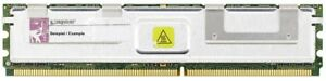512MB Kingston DDR2-667 PC2-5300F-555-11-A0 ECC Fb-dimm YY120-NAB-INTD1F RAM