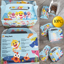 BABY SHARK LOOT BOX CANDY Party Supplies BABYSHARK FAVOR DECORATION