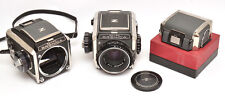 Bronica S2 & Bronica C2 6x6 Medium Format Cameras + Nikkor Lens! Film Tested!