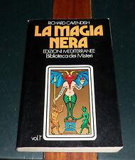 MAGIA NERA (Cavendish) Cabala Numerologia Alchimia Nomi di Potenza *240 pagine*
