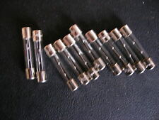 2Amp slow blow  Fuses 6mmx32  mm glass