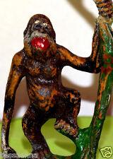 Lioneol / Hauser Vintage German Composition Elastolin Animal Orangutang AT15330e